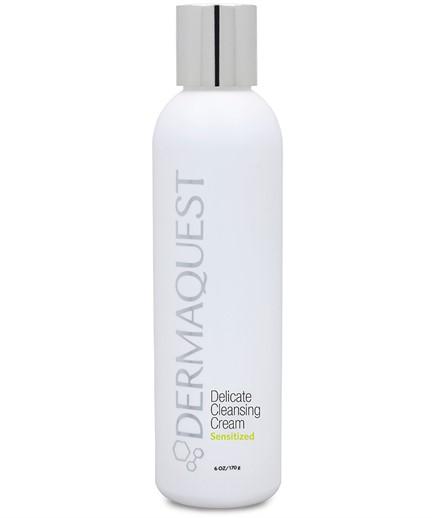 Очищающий крем для умывания (для лица) для деликатной кожи / DermaQuest - фото 6467