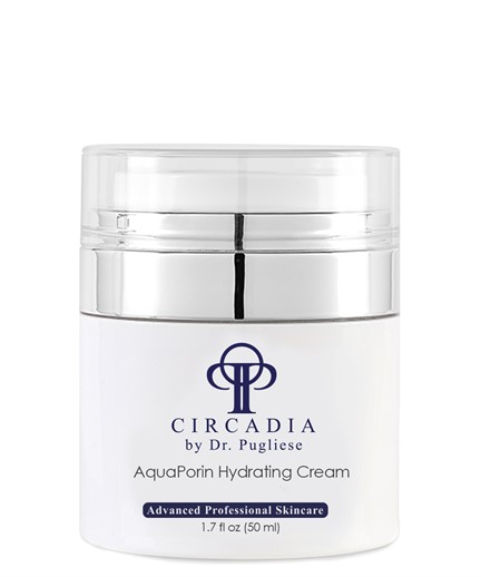 Увлажняющий крем для кожи лица с АкваПоринами / Circadia - фото 6499