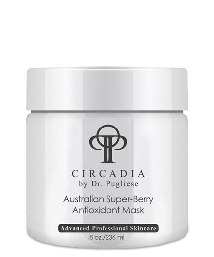Маска-скраб для лица Австралийская малина с антиоксидантами / Circadia / набор с семплами - фото 6528