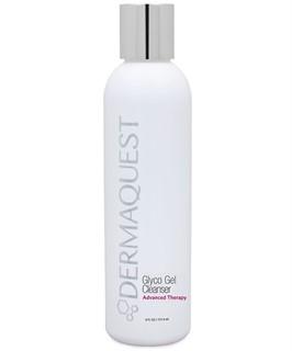 Гель очищающий с гликолевой кислотой (15%) для лица / DermaQuest / набор с семплами