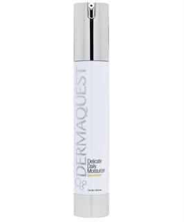 Увлажняющий крем успокаивающий деликатный для кожи лица / DermaQuest